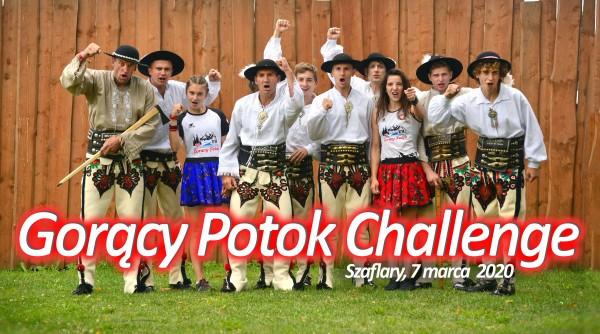 Wyniki zawodów Gorący Potok Challenge - 7 marca 2020